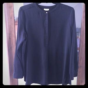 Liz Claiborne black blouse